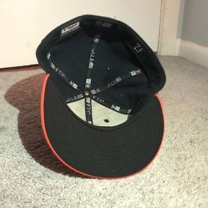New Era Accessories - Houston Astros Fitted Hat (7 3/8) - MLB